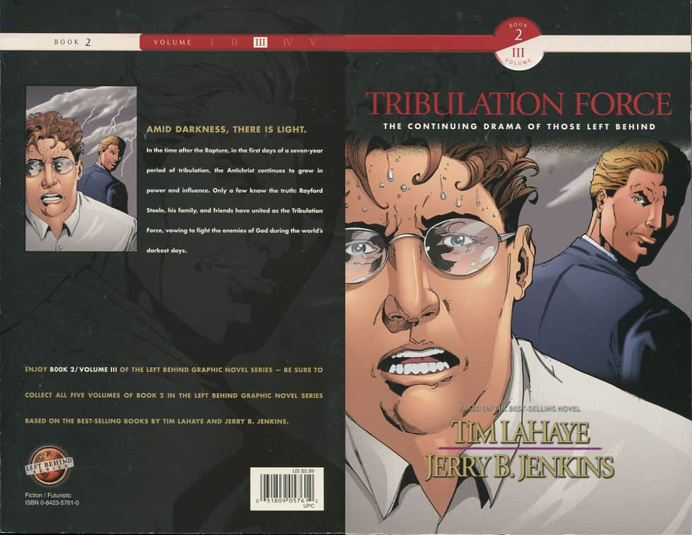 Tribulation Force 2-III - John S. Layman cover