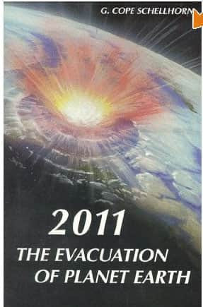 2011  The Evacuation of Planet Earth - G. Cope Schellhorn cover
