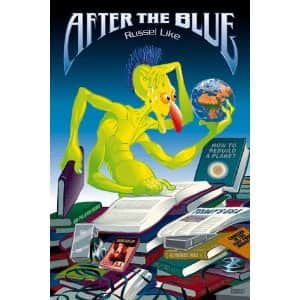 After the Blue - Russel C. Like cover