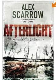 Afterlight - Alex Scarrow cover