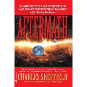 Aftermath - Charles Sheffield cover