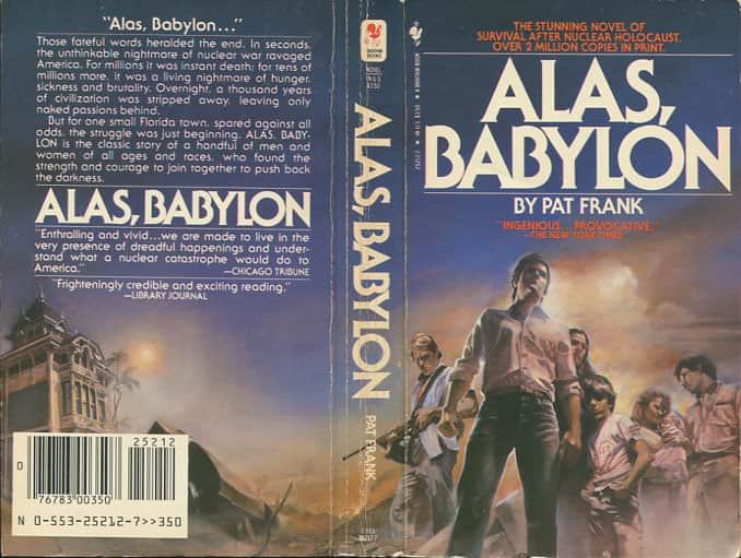 a theme of survival of the fittest in alas babylon by pat frank