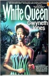 White Queen - Gwyneth Jones cover