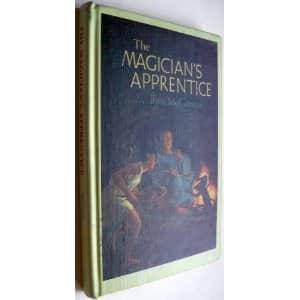 The Magician's Apprentice  - Tom McGowen cover