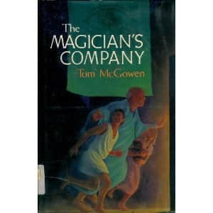 The Magician's Company  - Tom McGowen cover