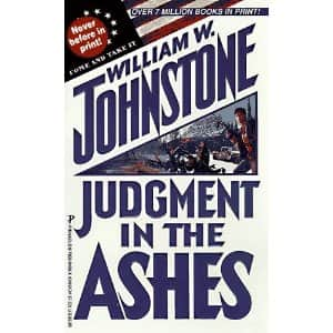 Judgement in the Ashes - William W. Johnstone cover