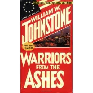 Warriors in the Ashes - William W. Johnstone cover