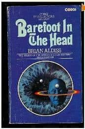 Barefoot in the Head - Brian Aldiss cover