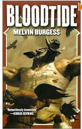 Bloodtide - Melvin Burgess cover
