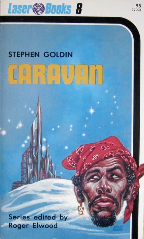 Caravan - Stephen Goldin cover
