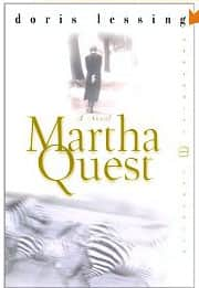 Martha Quest - Doris Lessing cover