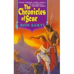 The Chronicles of Scar  - Ron Sarti cover