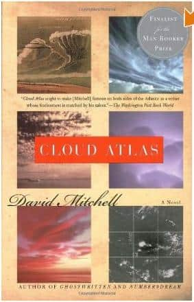 Cloud Atlas - David Mitchell cover