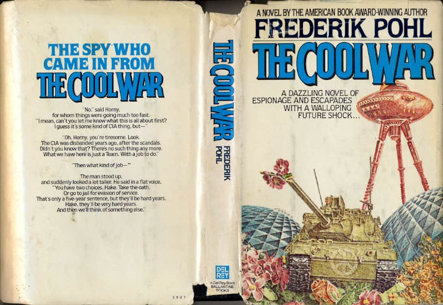 Cool War - Frederik Pohl cover