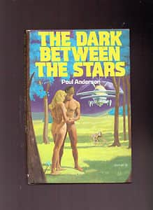 The Dark Between the Stars  - Poul Anderson cover