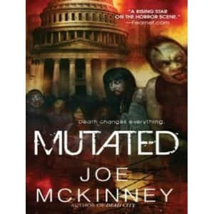 Mutated - Joe McKinney cover