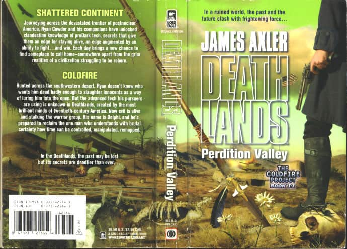 Perdition Valley - James Axler cover