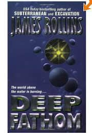 Deep Fathom - James Rollins cover
