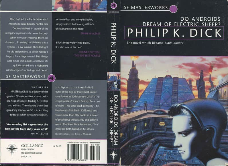 an analysis of philip dicks novel do androids dream of electric sheep