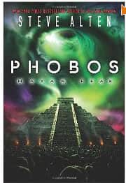 Phobos: Mayan Fear - Steve Alten cover
