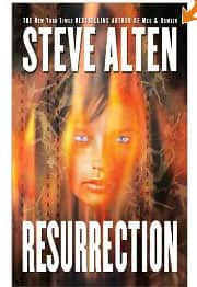 Resurrection - Steve Alten cover