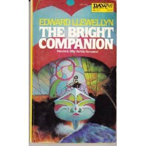 Bright Companion - Edward Llewellyn cover