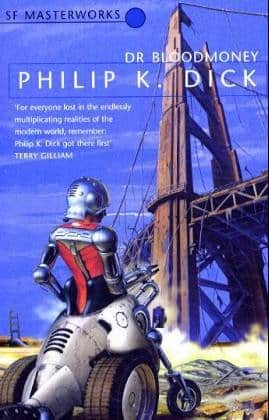 Dr. Bloodmoney - Philip K. Dick cover