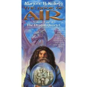 The Book of Air  - Marjorie Bradley Kellogg cover
