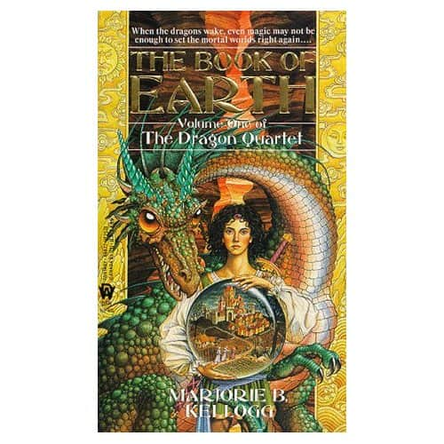 The Book of Earth  - Marjorie Bradley Kellogg cover