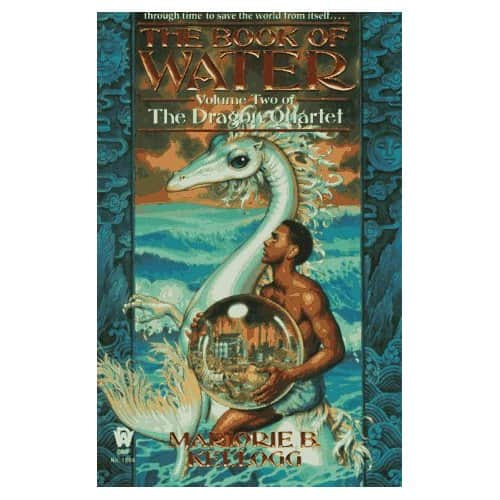 The Book of Water  - Marjorie Bradley Kellogg cover