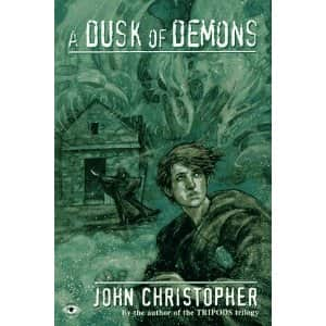A Dusk of Demons  - John Christopher cover