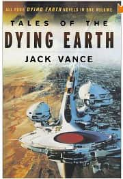 The Dying Earth  - Jack Vance cover