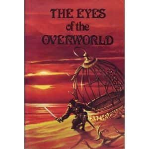 The Eyes of the Overworld  - Jack Vance cover