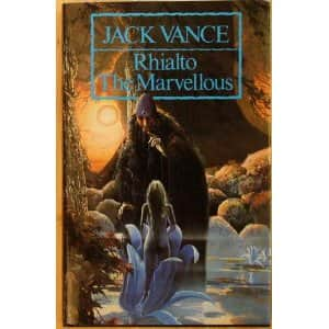 Rhialto the Marvellous - Jack Vance cover