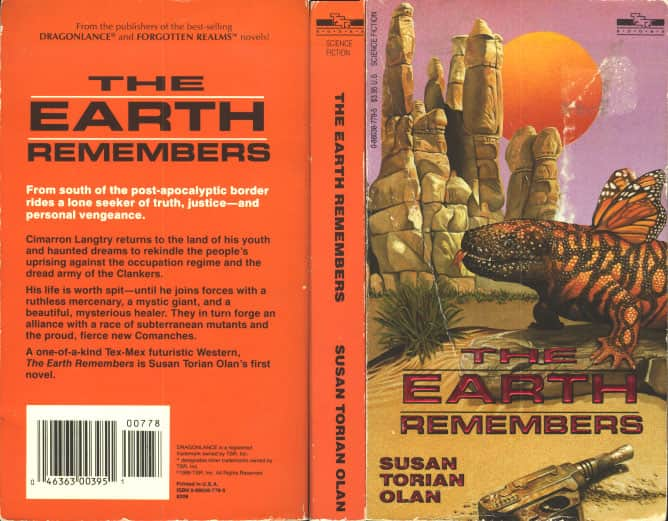 The Earth Remembers  - Susan Torian Olan cover