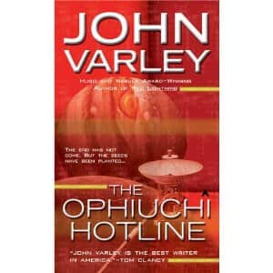The Ophiuchi Hotline  - John Varley cover