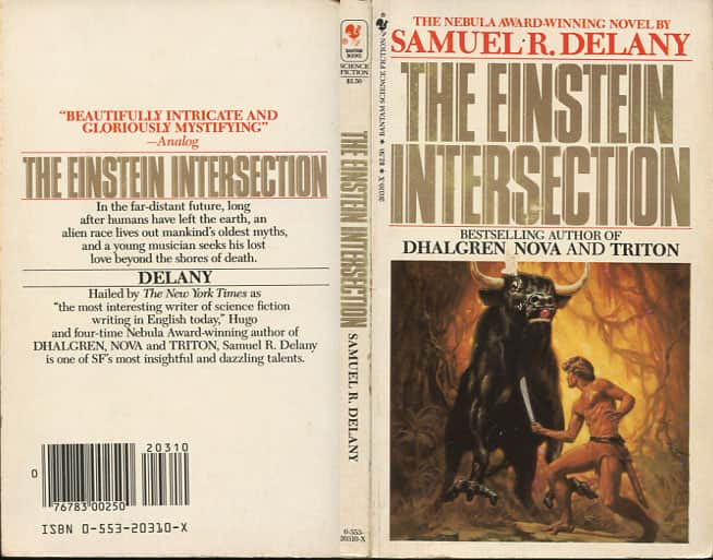 The Einstein Intersection  - Samuel R. Delany cover
