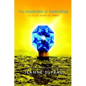 The Diamond of Darkhold  - Jeanne DuPrau cover