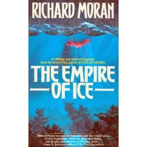 The Empire of Ice  - Richard Moran cover