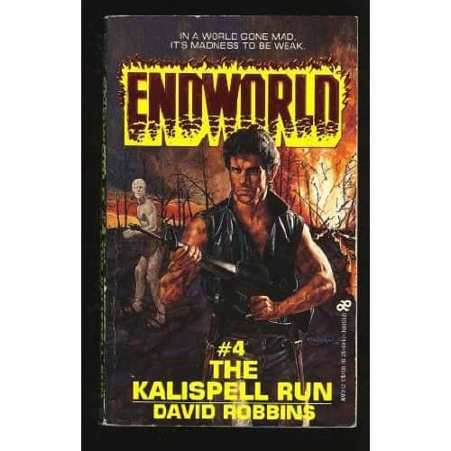 The Kalispell Run  - David Robbins cover