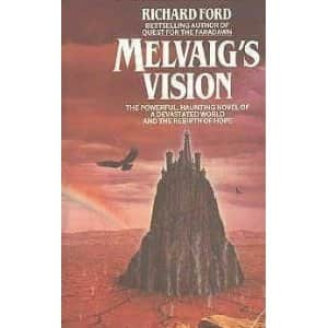 Melvaig's Vision - Richard Ford cover