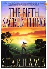 The Fifth Sacred Thing  - Starhawk cover