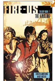 The Kindling  - Nancy Butcher / Jennifer Armstrong cover