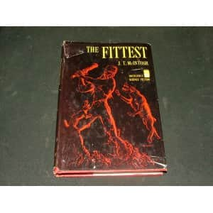 The Fittest  - J.T. McIntosh cover