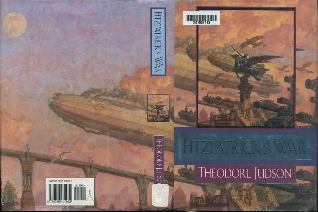 Fitzpatrick's War - Theodore Judson cover