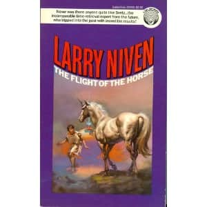 Flight of the Horse - Larry Niven cover