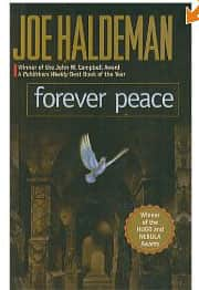Forever Peace - Joe Haldeman cover