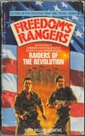 Raiders of the Revolution - Keith William Andrews cover
