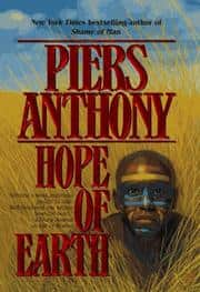 Hope of Earth - Piers Anthony cover