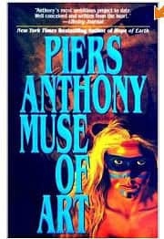 Muse of Art - Piers Anthony cover